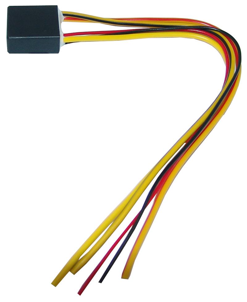 KFZ-Leistungs-Minirelais Wechsler 12V/30A