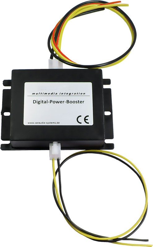 Digitaler 12V Strom + Spannungsstabilisator - Power Booster