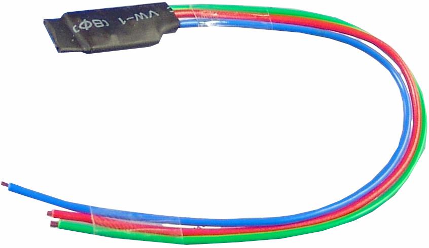 Schaltausgangverstärker/-umpoler, Input neg. - Output pos.