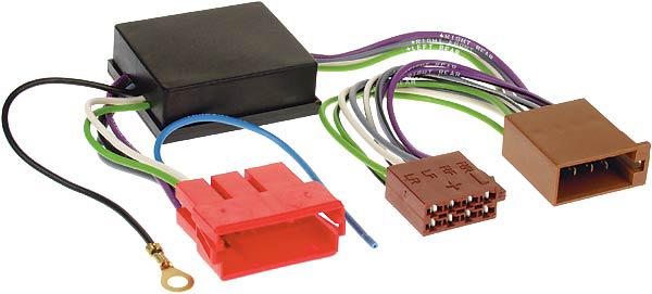 Aktivsystemadapter passend für VAG Mini ISO 20pol