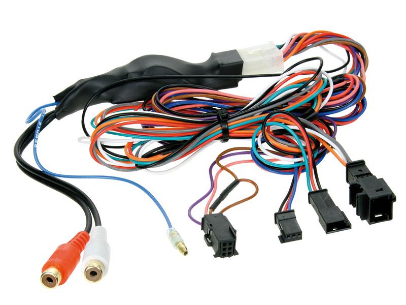 ** AUX-In Interface passend für BMW I-Bus +Werks-CD-Wechsler