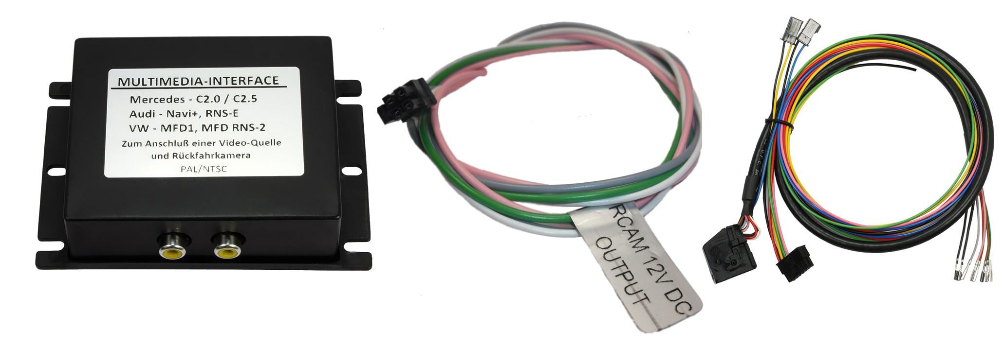 c.LOGiC lite passend für VAG MFD2/RNS2,Nexus RFK Hi