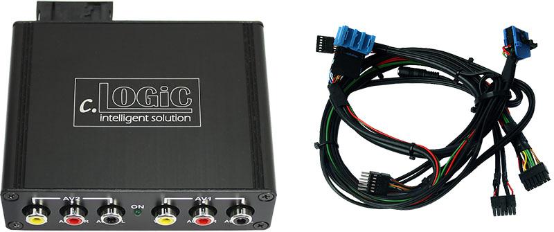 c.LOGiC passend für BMW Prof ohne iDrive (MK2-MK4) CD-Emu