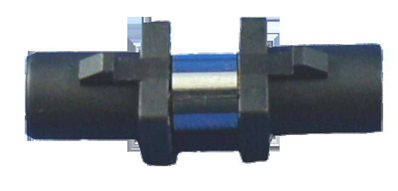 Verbinder Fakra wasserblau, Stecker auf Stecker