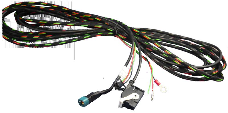 Kabelsatz OEM RGB-RFK Nachrüstung