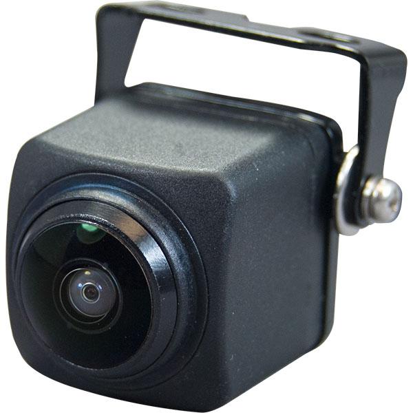 FK NTSC 1/4 Zoll CMOS, 205°, Mini-Unterbaukamera, gespiegelt