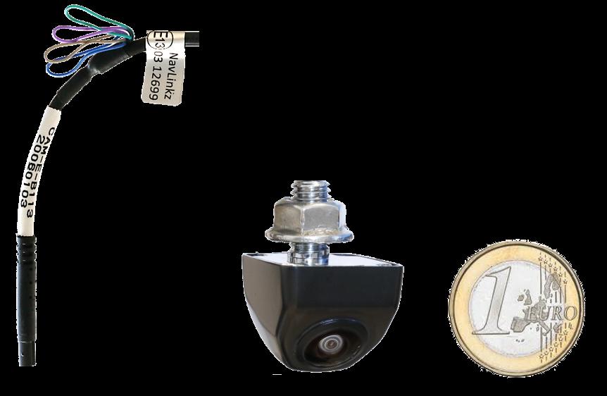 RFK NTSC CMOS 180°,Mini-Unterbau,gesp.,Linien,schwarz