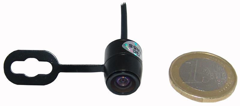 RFK NTSC CMOS, 175°, IP69K, Mini, Dual-Head