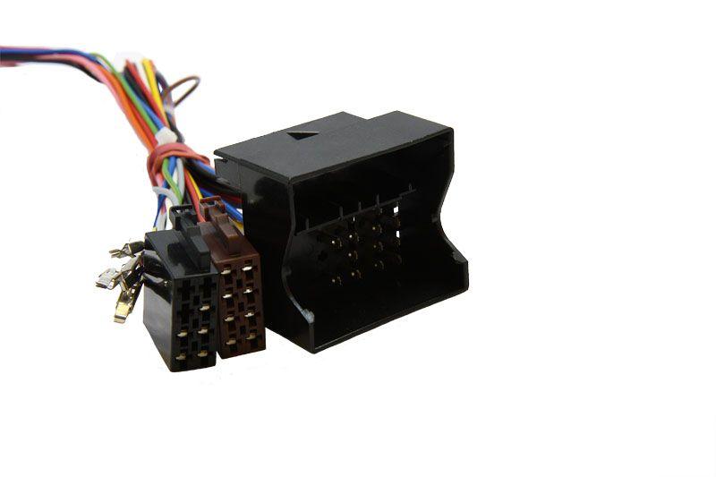 Kabelsatz zu CX-40x passend für Audi, VW, Seat, Skoda