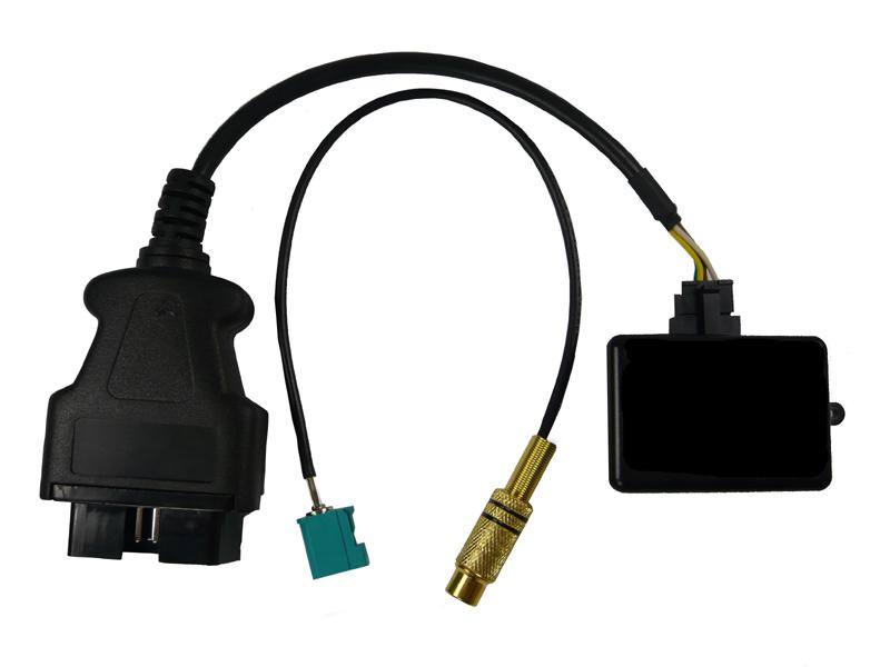 Kamera-IN-Aktivator passend ME Sprinter mit Audio 15, 1x