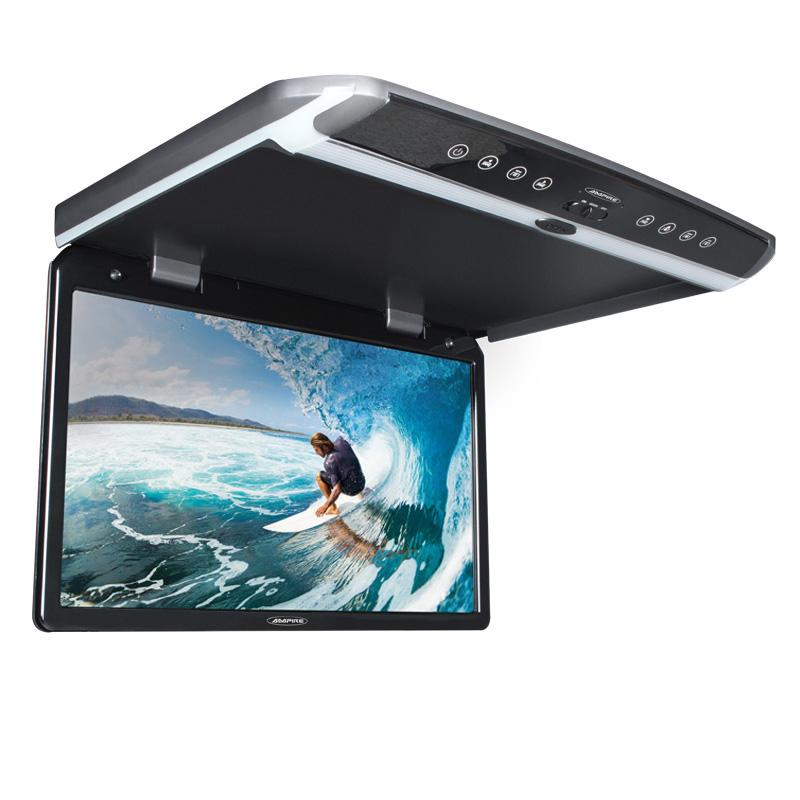 Deckenmonitor 18.5 Zoll, dunkelgrau, Full HD, USB, HDMI