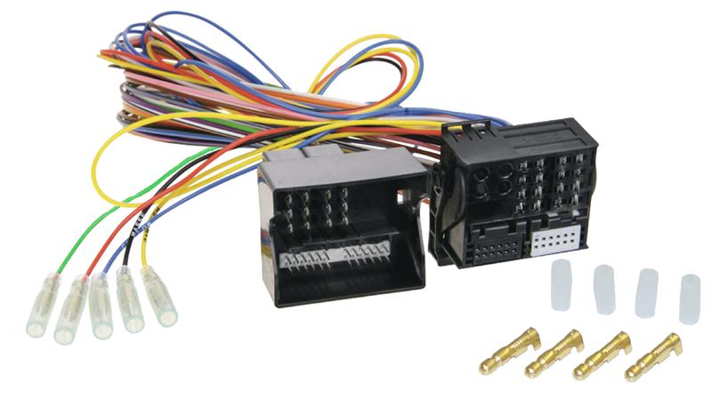 Universal Plug&Play Quadlock Kabelsatz