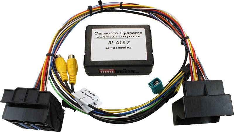 r.LiNK Interface für Front und RFK passend für MB Vito W447