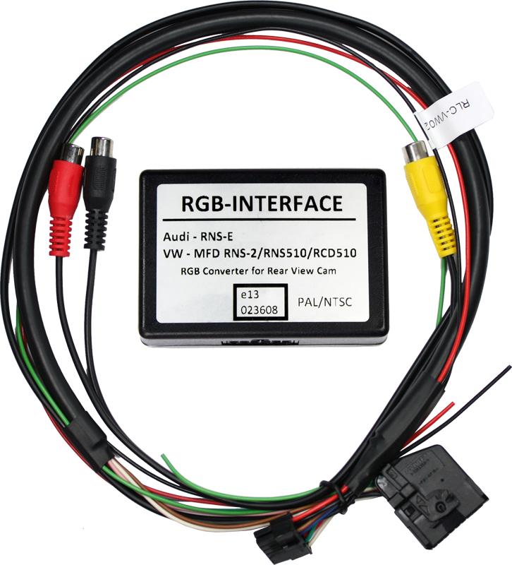 r.LiNK Interface passend für VW MFD2, RNS-2