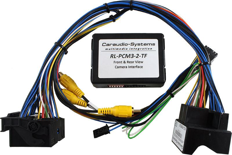 r.LiNK Interface passend für Porsche PCM 3.0/3.1 + Frontkam