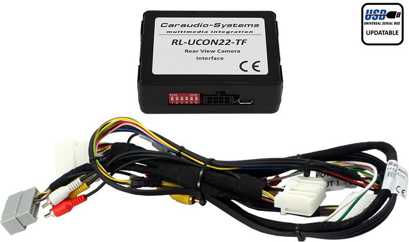 r.LiNK Interface passend für Uconnect 22-Pin