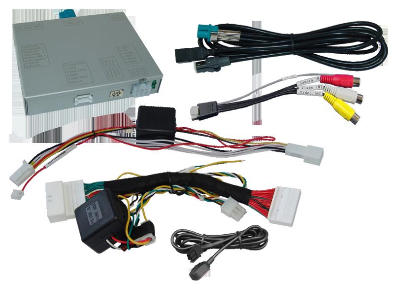 r.LiNK Interface passend für Mazda MZD Connect ab 2013