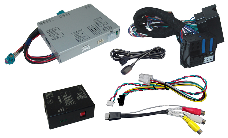r.LiNK Interface passend für BMW NBT, HSD+2, APIX