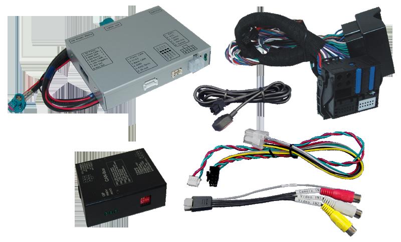r.LiNK Interface passend für BMW NBT, HSD+2, APIX