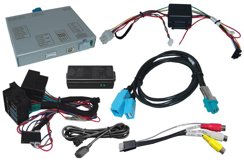 r.LiNK Interface passend für Volvo Sensus Connect 2014