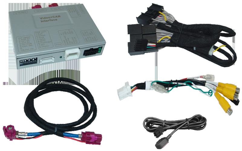 r.LiNK Interface passend für JLR Modelljahr 2016- PNP APIX2