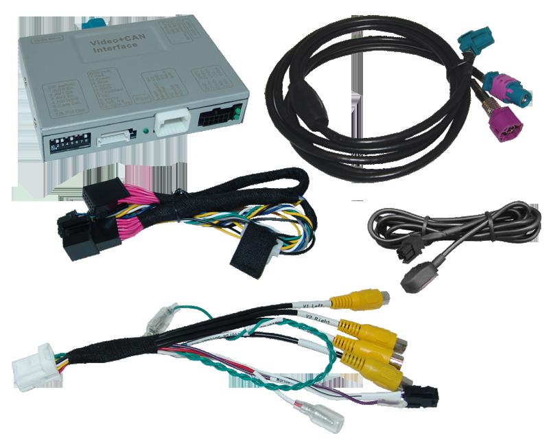 r.LiNK Interface passend für MB NTG5-205, NTG5.1