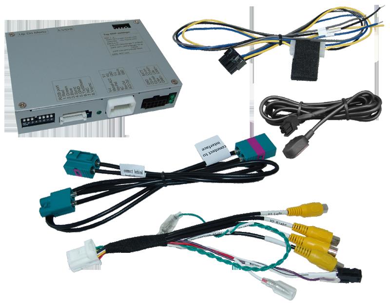 r.LiNK Interface passend für MBUX NTG6 - 7 und 10.25 Zoll