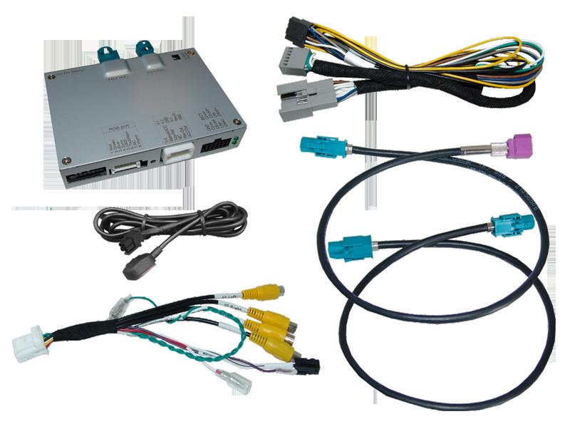 r.LiNK Interface passend für VW,Skoda,Cupra MIB3 10und12Zoll