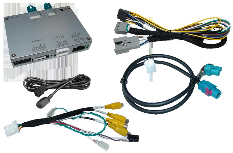 r.LiNK Interface passend für VW Touareg3 MIB2 High 15 Zoll