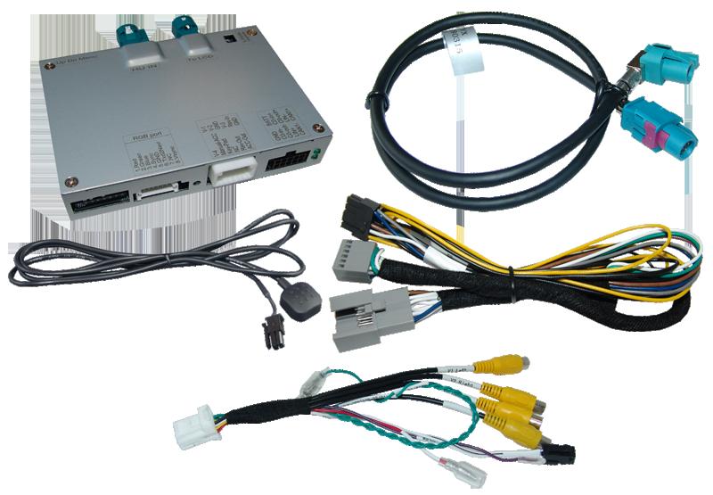 r.LiNK Interface passend für VAG MIB2 High 9.2 Zoll