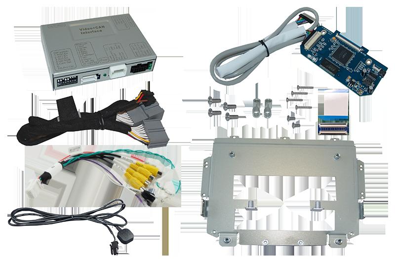 r.LiNK Interface passend für Opel 1-teilige R4.0 IntelliLink