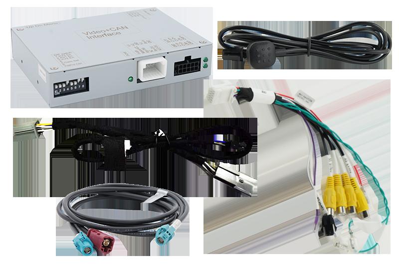 r.LiNK Interface passend für Dodge Ram 2019- Uconnnect 8 +12