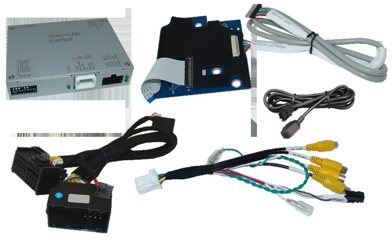 r.LiNK Interface passend für Maserati Uconnect 8.4
