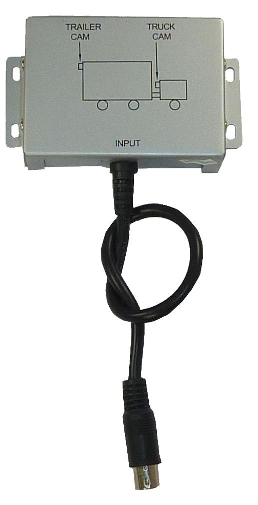 Automatische Kamera-Umschaltung für Anhänger