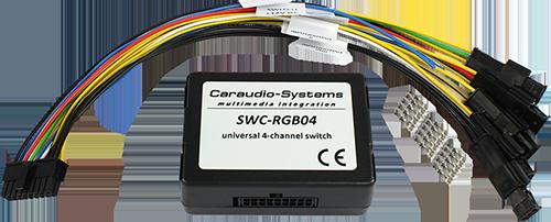 Universeller 4-Kanal RGB-Wechselswitch