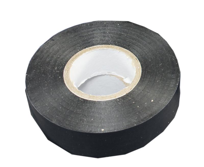 PVC-Isolierband schwarz, 19mm Breite, 25m