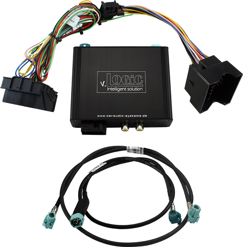 v.LOGiC Kamera Interface passend für AU MMI3G