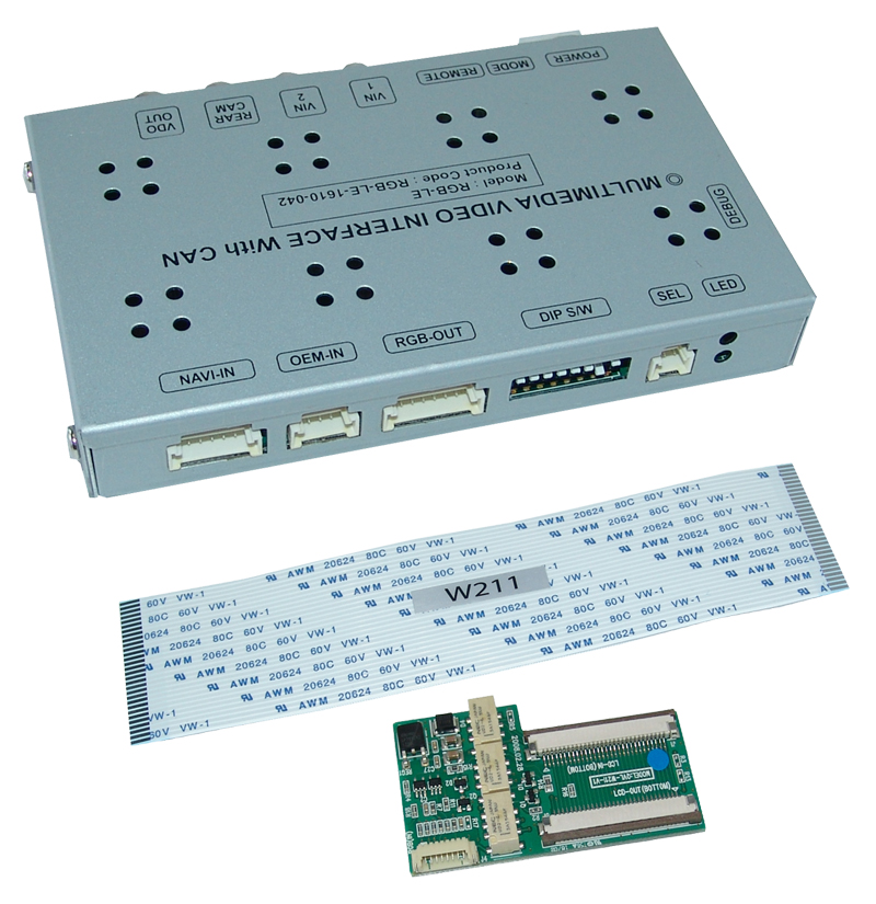 **v.LiNK Interface passend für MB Comand APS NTG1/NTG2