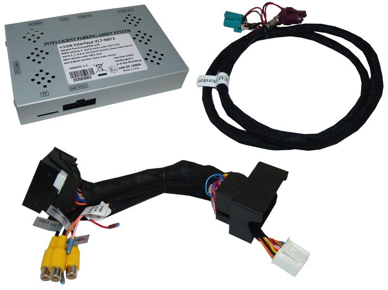 v.LiNK Interface passend für BMW NBT2, HSD+2
