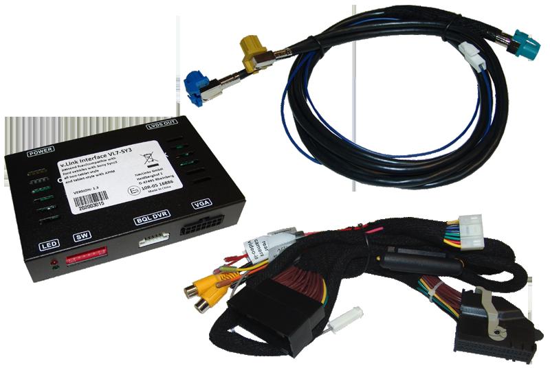 v.LiNK Interface passend für Ford Sony Sync3