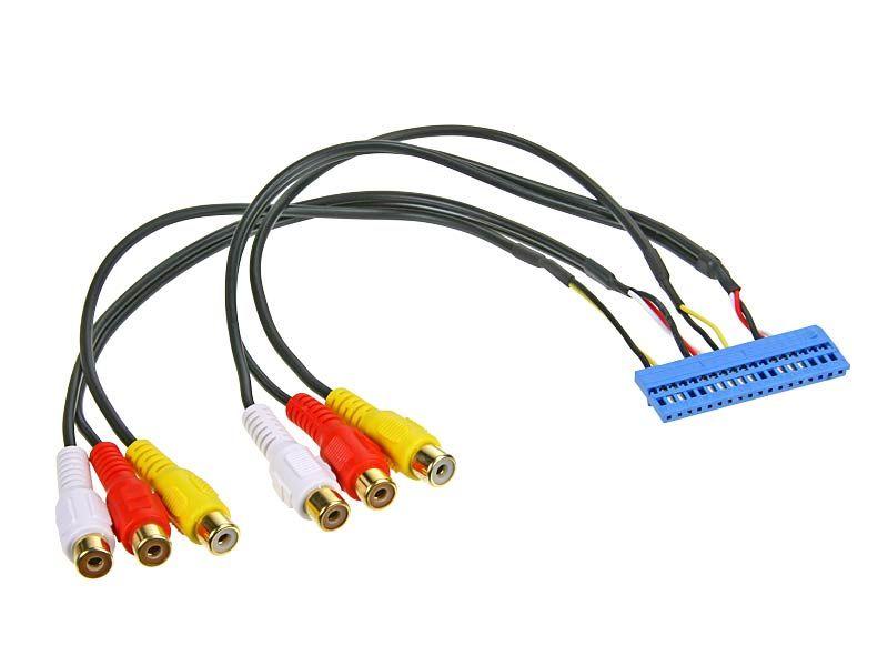 z.LiNK Adapter passend für VAG Werks-TV-Tuner