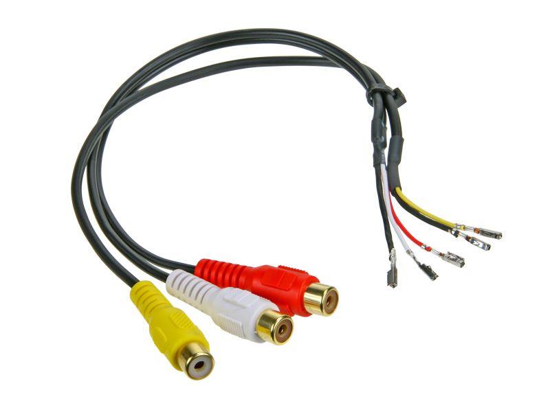 z.LiNK Adapter passend für Audi MMI2G/3G/3G+ mit TV