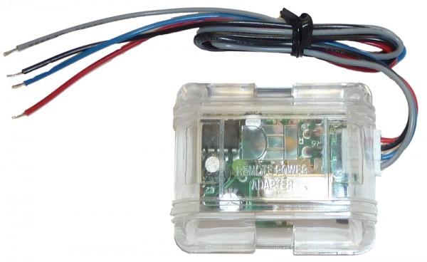 Audio-Signal Remote Schaltung mit Verzögerung